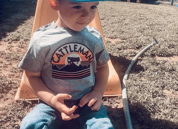 Kids Cattleman Tee