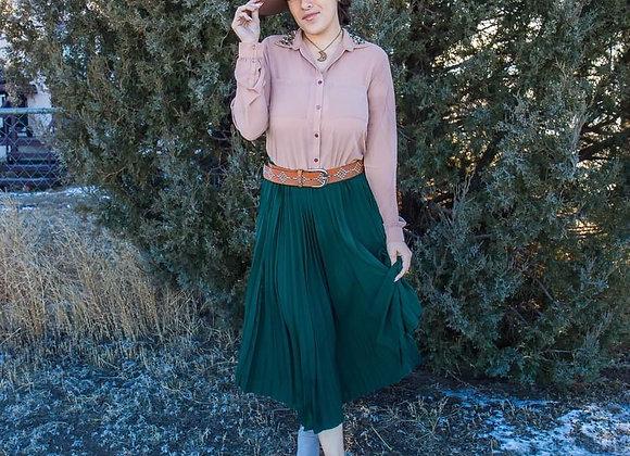 The Emerald Skirt