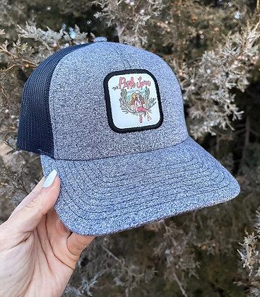 Pink Spur Hat
