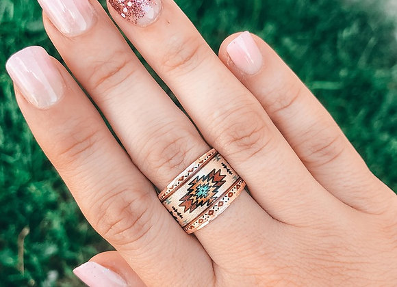 The Dusty Copper Ring