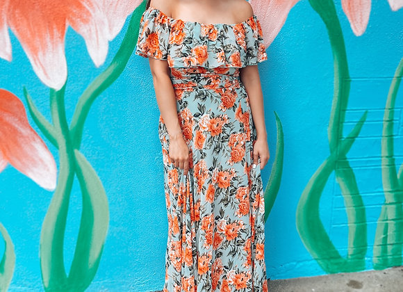 The Marigold Dress