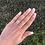 Thumbnail: Genuine Turquoise Stacking Ring