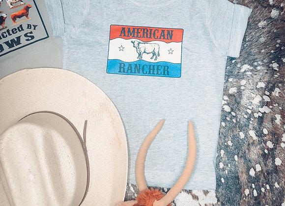 Kids American Rancher