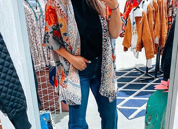 The Meg Kimono