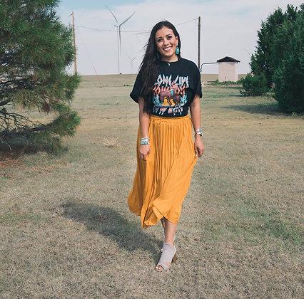 Sunflower Sunshine Skirt