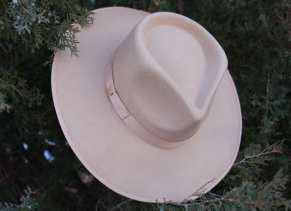 The Creme Rancher Hat