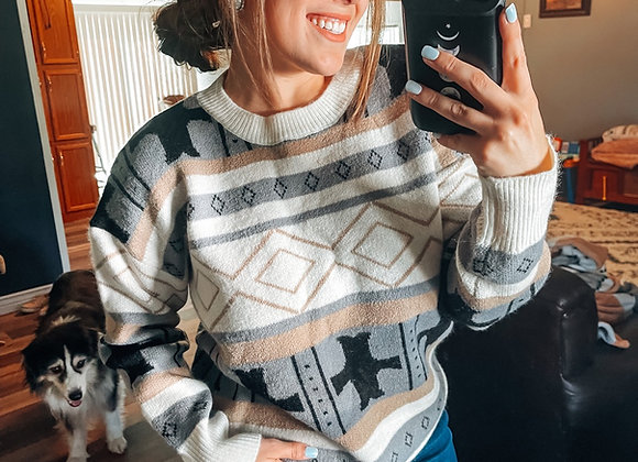 The Breckyn Sweater