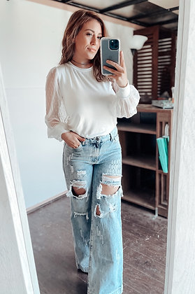 The Emily Top (White)