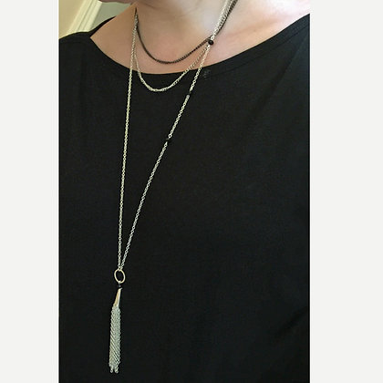 Tassel Layer Necklace