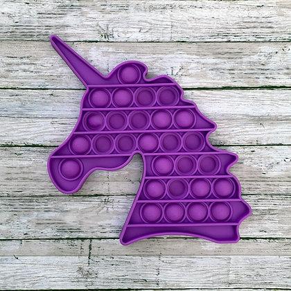 Pop Bubble Fidget Toy - Unicorn