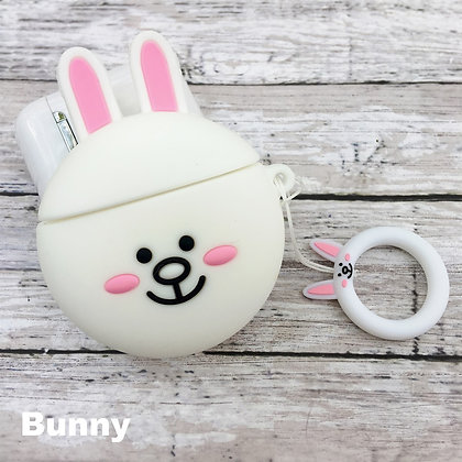 Bunny Cover for Airpods/Earbuds
