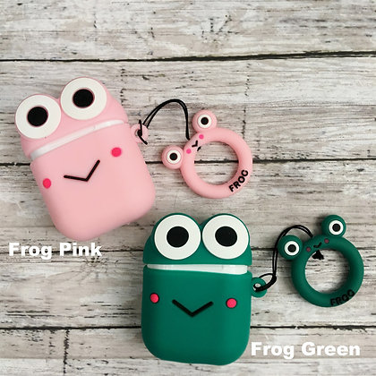 Frog Cover for Airpods/Earbuds