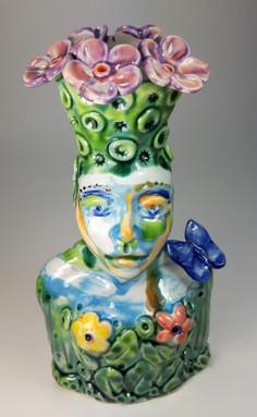 Small Flora Vase