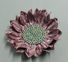 Purple Wall Flower