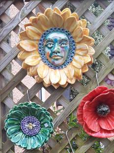 Garden Wall Art.