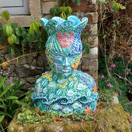 Renee Kilburn Ceramics Lady Of The Sea S