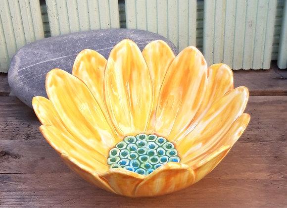 Medium Sun Flower Bowl