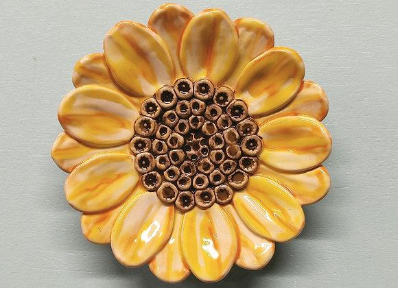 Small Sunflower Wall Sculpture