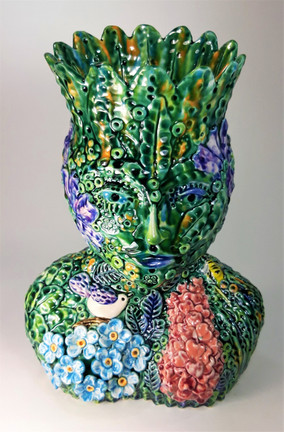 Mother Earth Urn.