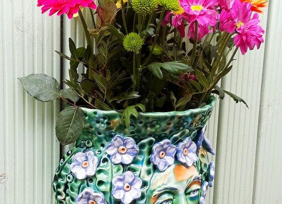 Flora Wall Vase