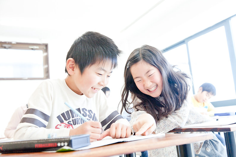 FUJI Academyの小学部