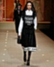 Dolce&Gabbana_Women's fashion show FW18-