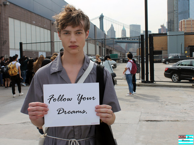 Meet Reilly of Dallas, Texas his dream is photography.