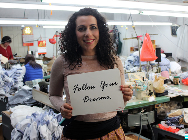 Meet Ora of Cherry Hill, New Jersey her dream is to start her own company by making people feel beautiful inside and out as well as making a difference in the world and to travel around the world.