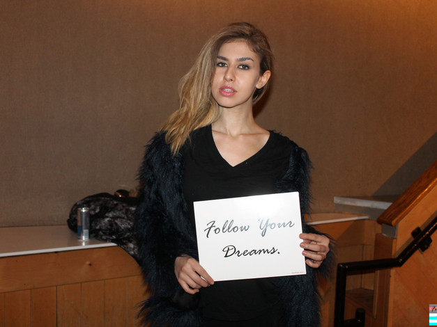 Meet Anna of Calexico, California her dream is to have an impact in fashion.