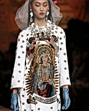 Dolce&Gabbana_Women's fashion show FW18-