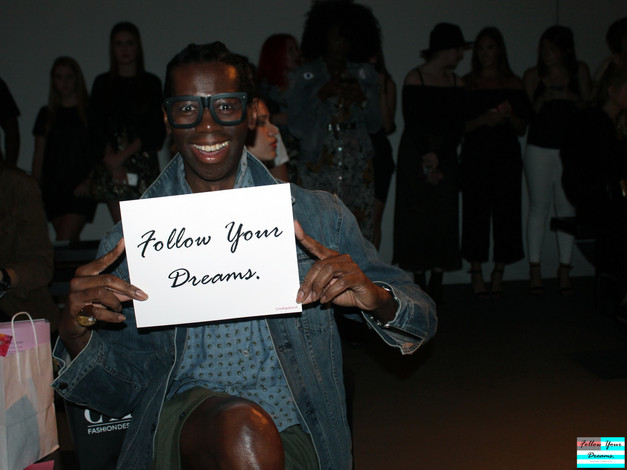 Meet Miss J Alexander of South Bronx, New York and a coach from America's Next Top Model his dream is to have a problem less world and a bullshit free existence.