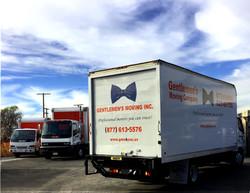Gentlemen's Moving Trucks