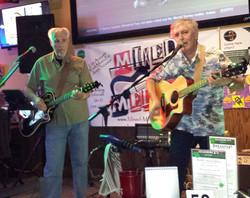 Pat & Ron at Shamrocks