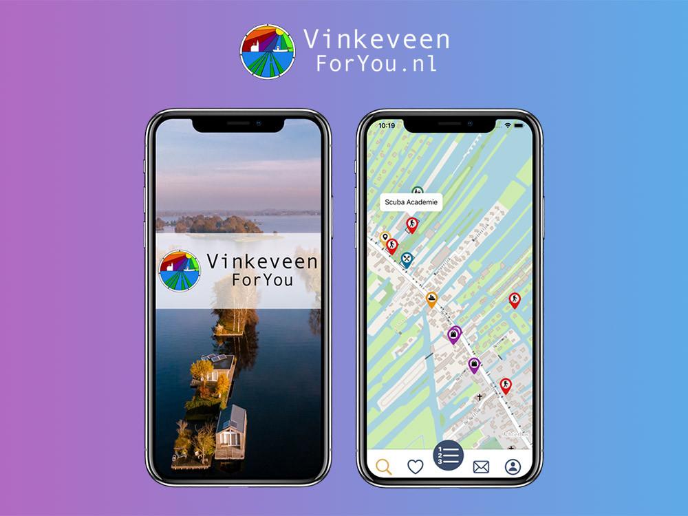 De VinkeveenForYou app