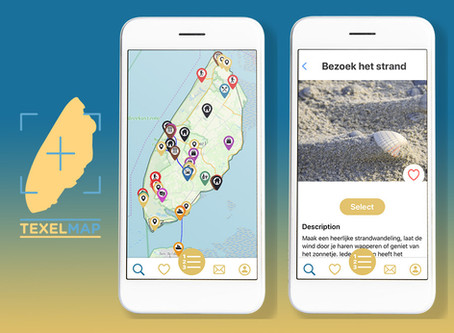 Texel kiest crowd control app van Super Linda.