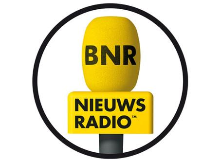 Super Linda op BNR Nieuwsradio