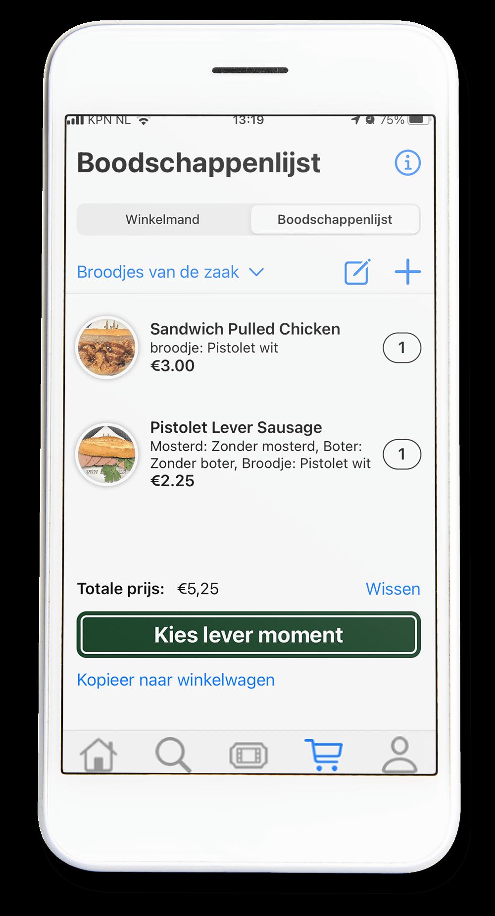 De eigen van Egmond app