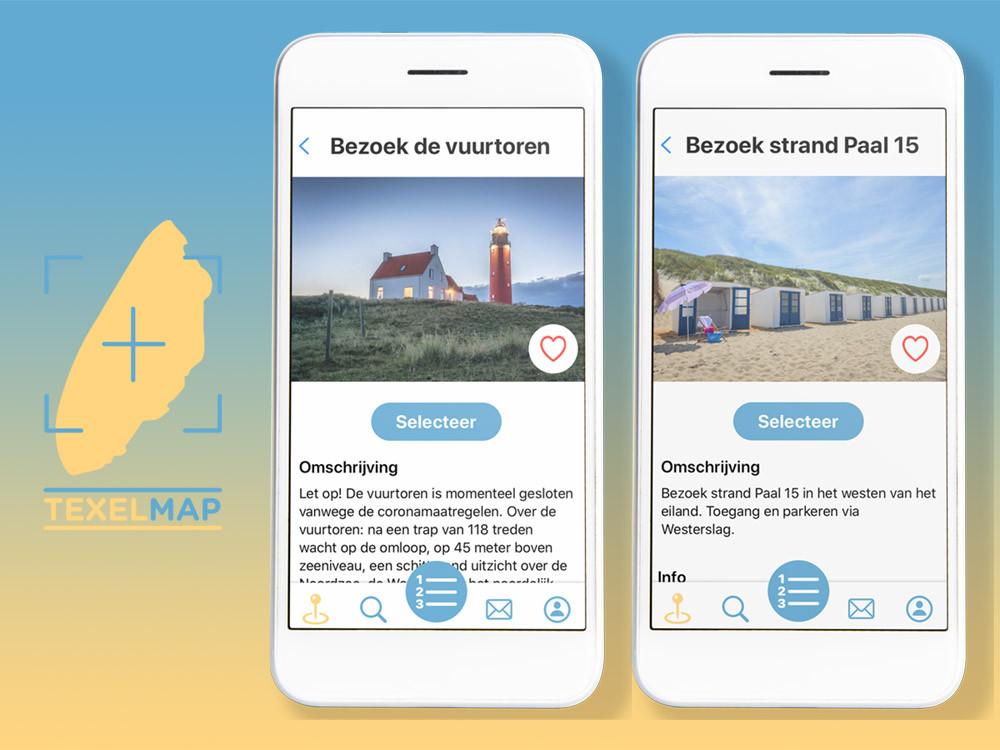 Activiteiten reserveren op Texel met TexelMap
