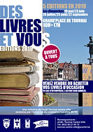 Affiche place aux livres Editions 2019.j