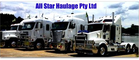Introduction to All Star Haulage