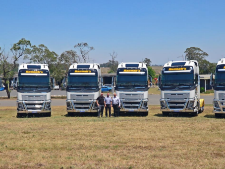 Introduction to Hannah's Haulage