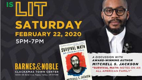 Black Lit is LIT! A Discussion with Mitchell S. Jackson
