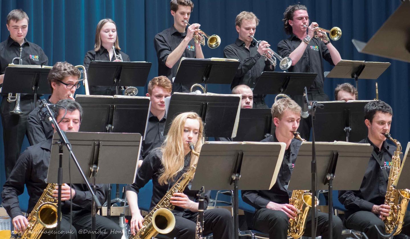Cambridge University Jazz Orchestra
