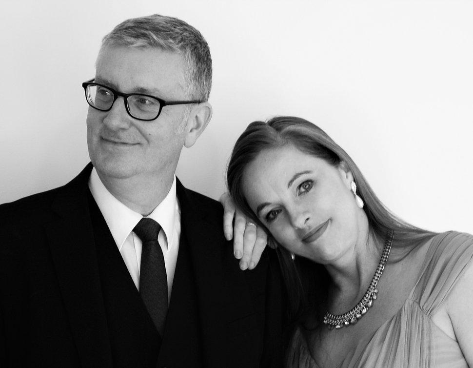 Chris Ingham & Joanna Eden