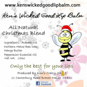 All Natural Christmas Blend - Peppermint
