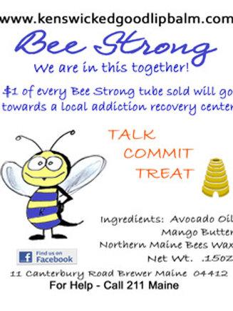 Bee Strong Lip Balm