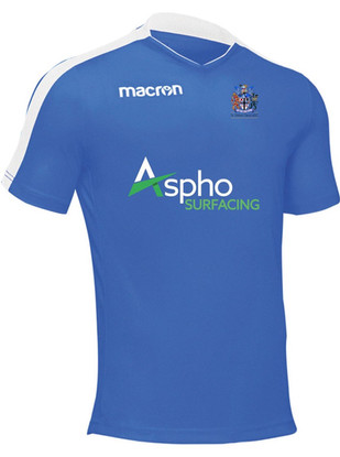 Aspho Surfacing secure two-season kit sponsorship with local team