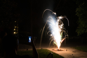 Bonfire Night: How to remove firework stains from concrete and patio areas