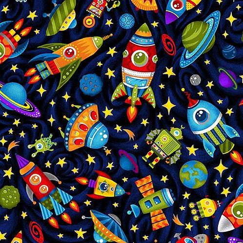 Launch Party Rocket