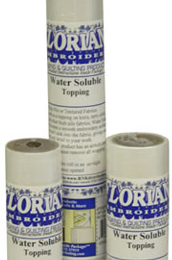 Water Soluble Topping